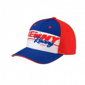 Casquette KENNY Heritage Red Blue