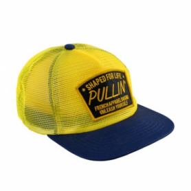 Casquette PULL IN Fisher Yellow