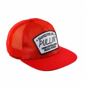 Casquette PULL IN Fisher Red