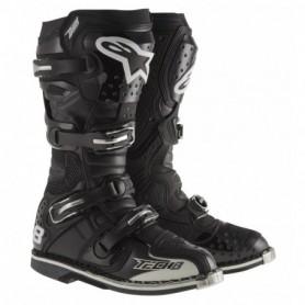 Bottes-Moto-Cross-ALPINESTARS-Tech-8-RS-Black