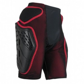 Short ALPINESTARS Bionic Freeride Black Red