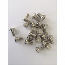 Vis épaulées pour disques de frein M6 X 100 long 11 mm épaulement 3 mm