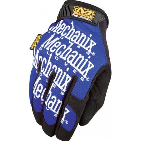 Gants d'Atelier MECHANIX WEAR Original Noir Bleu
