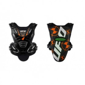 Pare Pierre UFO Valkyrie 2 Noir Orange