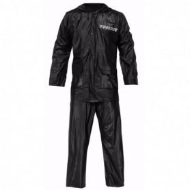 Combinaison de Pluie THOR Rain Suit Black