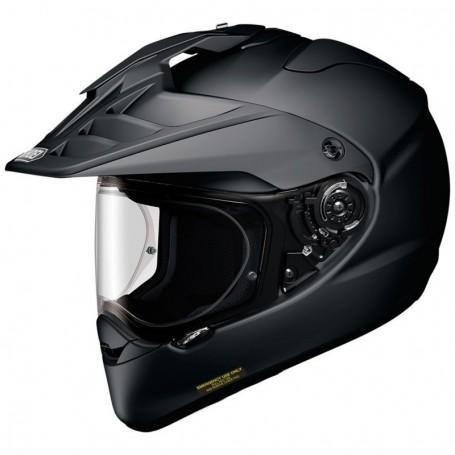 Casque-Hybride-SHOEI-Hornet-Adv-Matt-Black