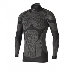 Maillot ALPINESTARS Winter Ride Tech Black Gray