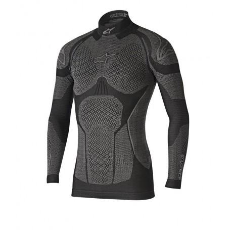 Maillot ALPINESTARS Winter Ride Tech Black Gray