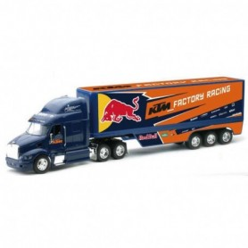 Miniature Camion Redbull KTM Factory NEW RAY