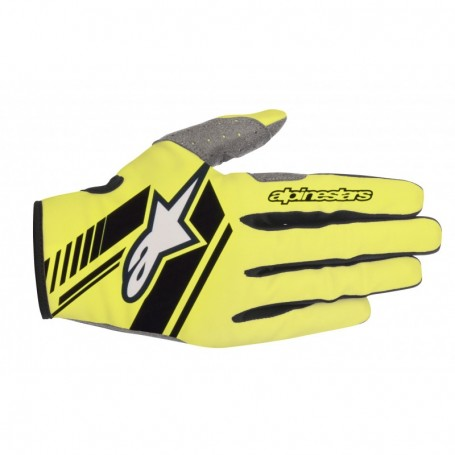 Gants Moto Cross ALPINESTARS Neo Yellow Fluo Black 19