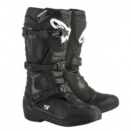Bottes Moto Cross ALPINESTARS Tech 3 Black
