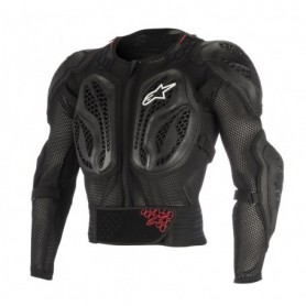 Gilet ALPINESTARS Bionic Action Jacket Black Red
