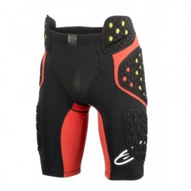 Short ALPINESTARS Sequence Pro Black Red