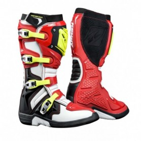 Bottes Moto Cross KENNY Performance Red