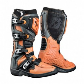 Bottes Moto Cross KENNY Performance Orange