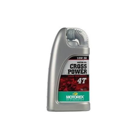 huile-motorex-synthetique-cross-power-10w50-4-t-1-litre