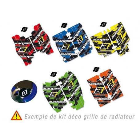 Kit Déco De Grille De Radiateur BLACKBIRD