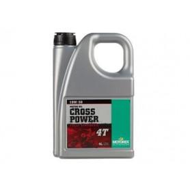 huile-motorex-synthetique-cross-power-10w50-4-t-4-litres
