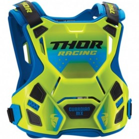Pare pierre THOR Guardian Mx Youth Flo Green Blue