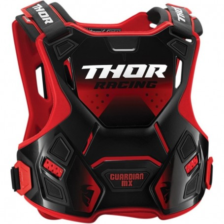 Pare pierre THOR Guardian Mx Youth Red Black