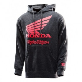 Sweat TROY LEE DESIGNS Honda Wing Charcoal