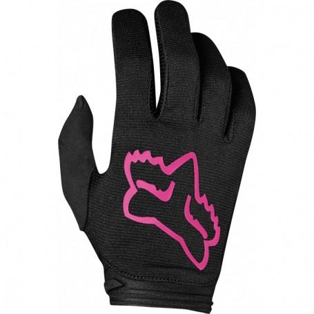 Gants Moto Cross FOX Dirtpaw Mata Black Pink Womens 19