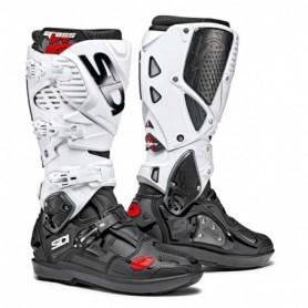 Bottes Moto Cross SIDI Crossfire SRS 3 Noir Blanc