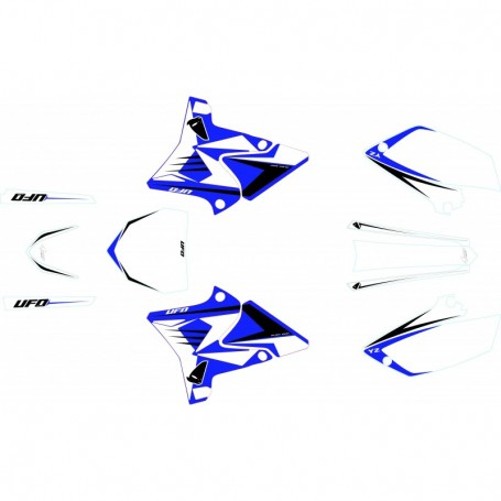 Kit Déco UFO Kit Replica 4TPS 125/250 YZ 06-12 ORIGINE