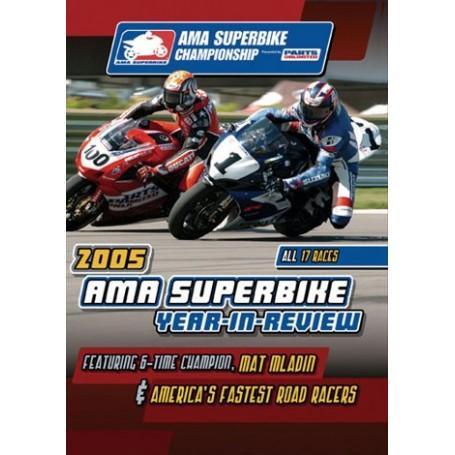DVD AMA SUPERBIKE