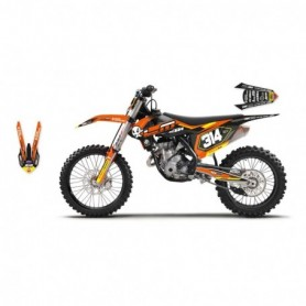 Kit Deco Light 2D Racing Replica Alix KTM