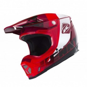 Casque cross KENNY Performance Red Candy