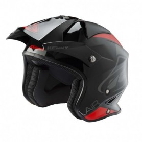 Casque Trial KENNY Trial Air Black Red