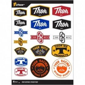 Planche de Stickers THOR Heritage