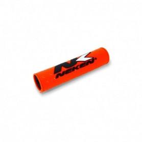 Mousse de Guidon NEKEN avec barre Fluo Orange Mini Cross 50-60-65-80-85 CC