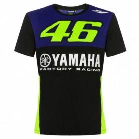 T Shirt VR46 Racing Yamaha Team 2