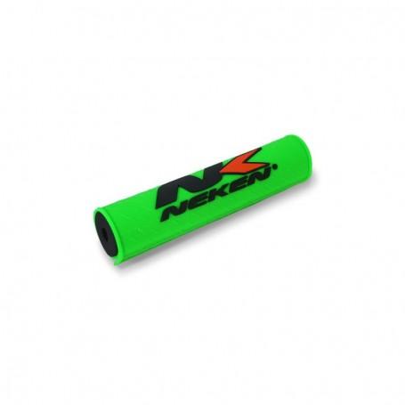 Mousse de Guidon NEKEN avec barre Fluo Green