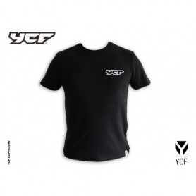 T Shirt YCF Black