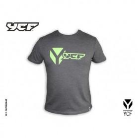 T Shirt YCF Grey