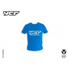 T Shirt YCF Bleu Enfant