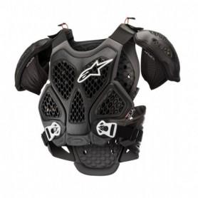 Pare Pierre ALPINESTARS Bionic Chest Protector Black Cool Gray