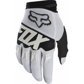 Gants Moto Cross FOX Dirtpaw Blanc 20