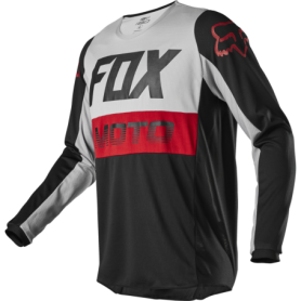 Maillot Cross FOX 180 Fyce Grey 20