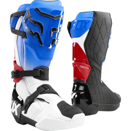 Bottes Moto Cross FOX Comp R Blue Red