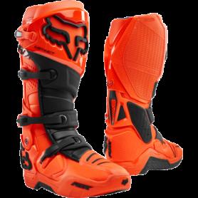 Bottes Moto Cross FOX Instinct Flo Orange