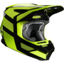 Casque cross FOX Youth V2 Hayl Flo Yellow 20