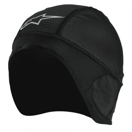 Bonnet de Casque ALPINESTARS Skull Cap Balaclava Black