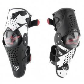 Genouillères ALPINESTARS Sx1 Black White Red