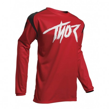 Maillot Cross THOR Youth Sector Link Red 21