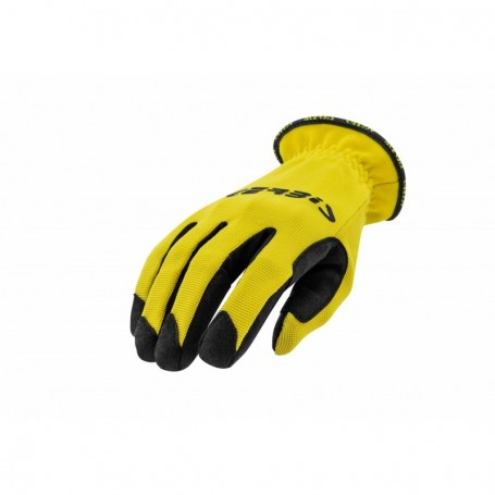 Gants Mécano ACERBIS Mechanix But Yellow Black