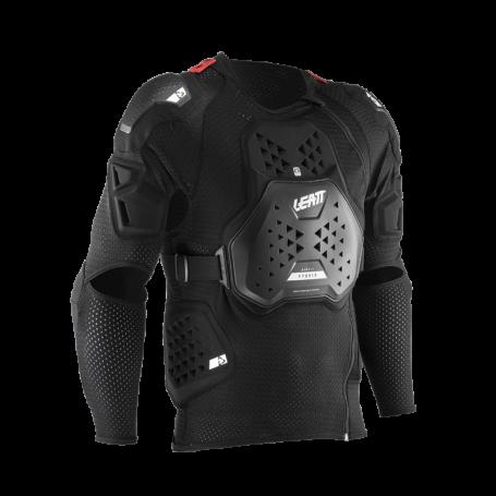 Gilet Leatt Protector 3DF Airfit Hybrid Black